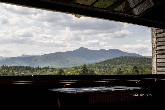 view from Joy Farm